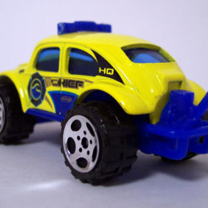 Matchbox Beetle 4x4: 2002 Rescue Chiefs 5-Pack Rear Left