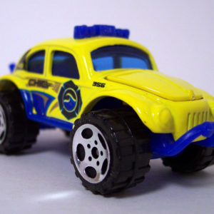Matchbox Beetle 4x4: 2002 Rescue Chiefs 5-Pack Front Right