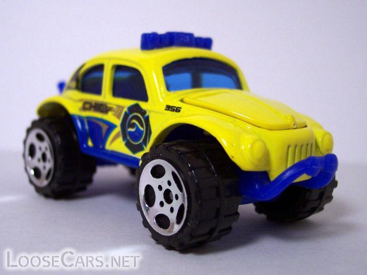 Matchbox Beetle 4×4: 2002 Rescue Chiefs 5-Pack