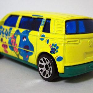 Matchbox Volkswagen Microbus: 2004 Nick Jr. 5-Pack Rear Left