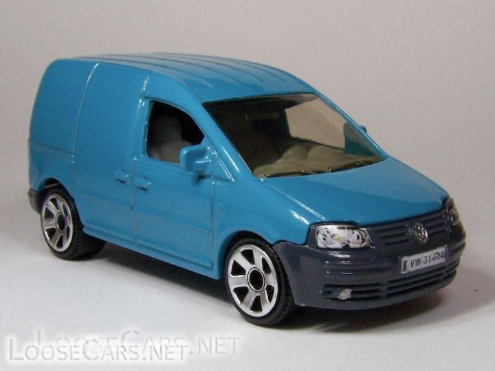 Matchbox '06 Volkswagen Caddy: 2008 #46 City Action