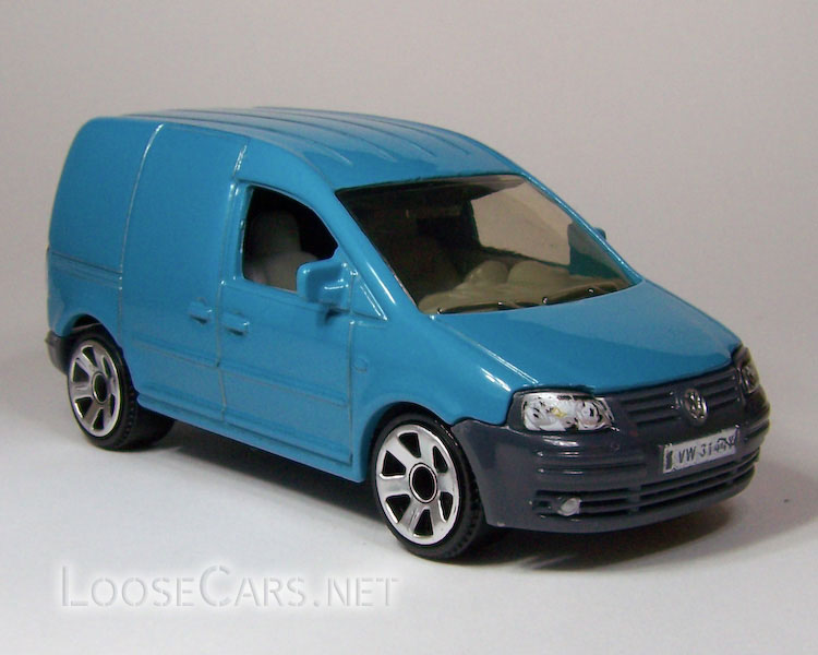 Matchbox '06 Volkswagen Caddy: 2008 #46 City Action Front Right