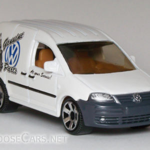Matchbox '06 Volkswagen Caddy: 2008 10-pack Front Right