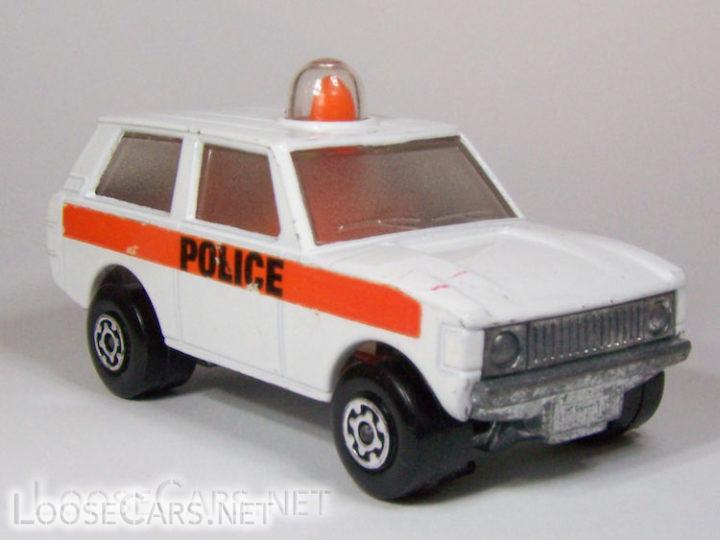 Matchbox Police Patrol: 1975 #20