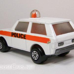 Matchbox Police Patrol: 1975 #20 Rear Left