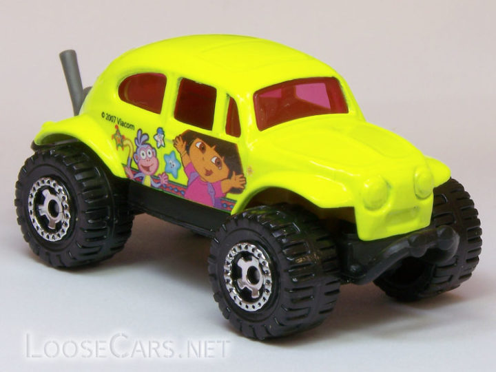 Matchbox Volkswagen Beetle 4×4: 2008 Nick Jr. 5-Pack