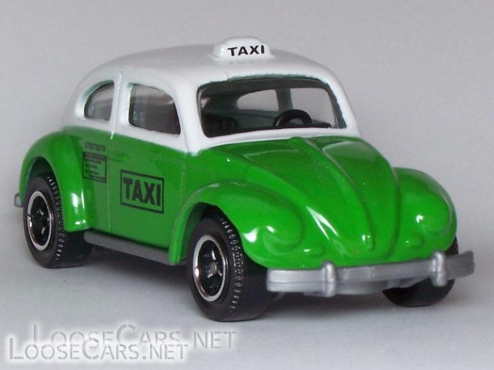 Matchbox Volkswagen Beetle Taxi: 2008 #56 City Action