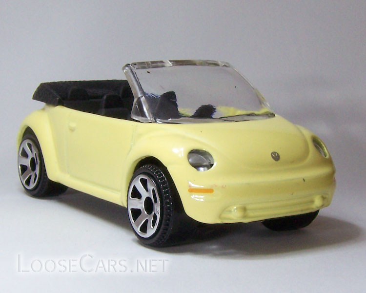 Matchbox Concept 1 Beetle Convertible: 2008 #32 Front Right
