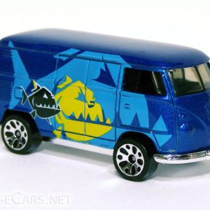 Matchbox VW Delivery Van: 2001 Wings 'n Water 5-Pack Front Right