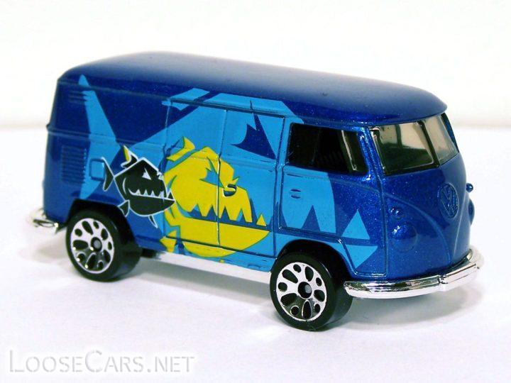 Matchbox VW Delivery Van: 2001 Wings 'n Water 5-Pack