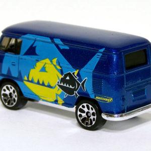 Matchbox VW Delivery Van: 2001 Wings 'n Water 5-Pack Rear Left