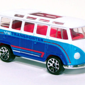 Matchbox VW Transporter: 2001 #12 Highway Heroes Right Front