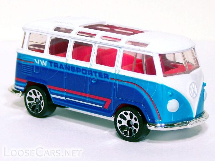 Matchbox VW Transporter: 2001 #12 Highway Heroes