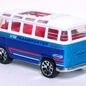 Matchbox VW Transporter: 2001 #12 Highway Heroes Left Rear