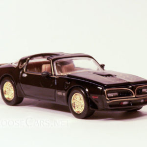 Racing Champions 1978 Pontiac Trans Am: 2001 Smokey and the Bandit Front Right