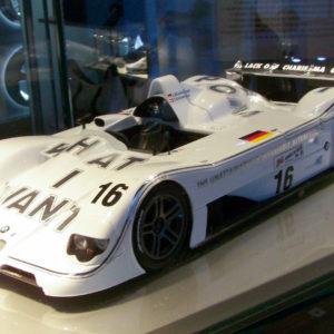 Art Car Jenny Holzer BMW V12 LMR