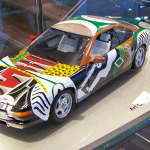 Art Car David Hockney BMW 850 CSi, 1995