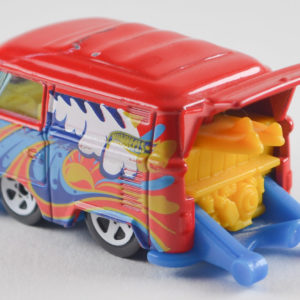 Hot Wheels Volkswagen Kool Kombi: 2014 #201 Rear Left