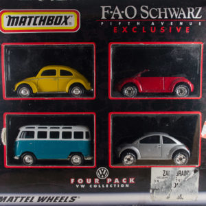 FAO Schwarz Fifth Avenue Exclusive VW Collection