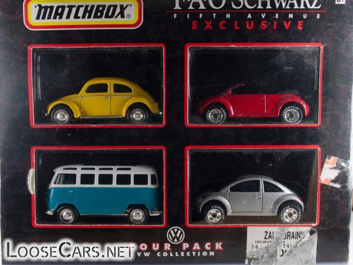 [QUEUE] FAO Schwarz VW Collection (via eBay seller rubytradingpost)