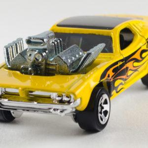 Hot Wheels Rodger Dodger: 2001 #186 Front Left