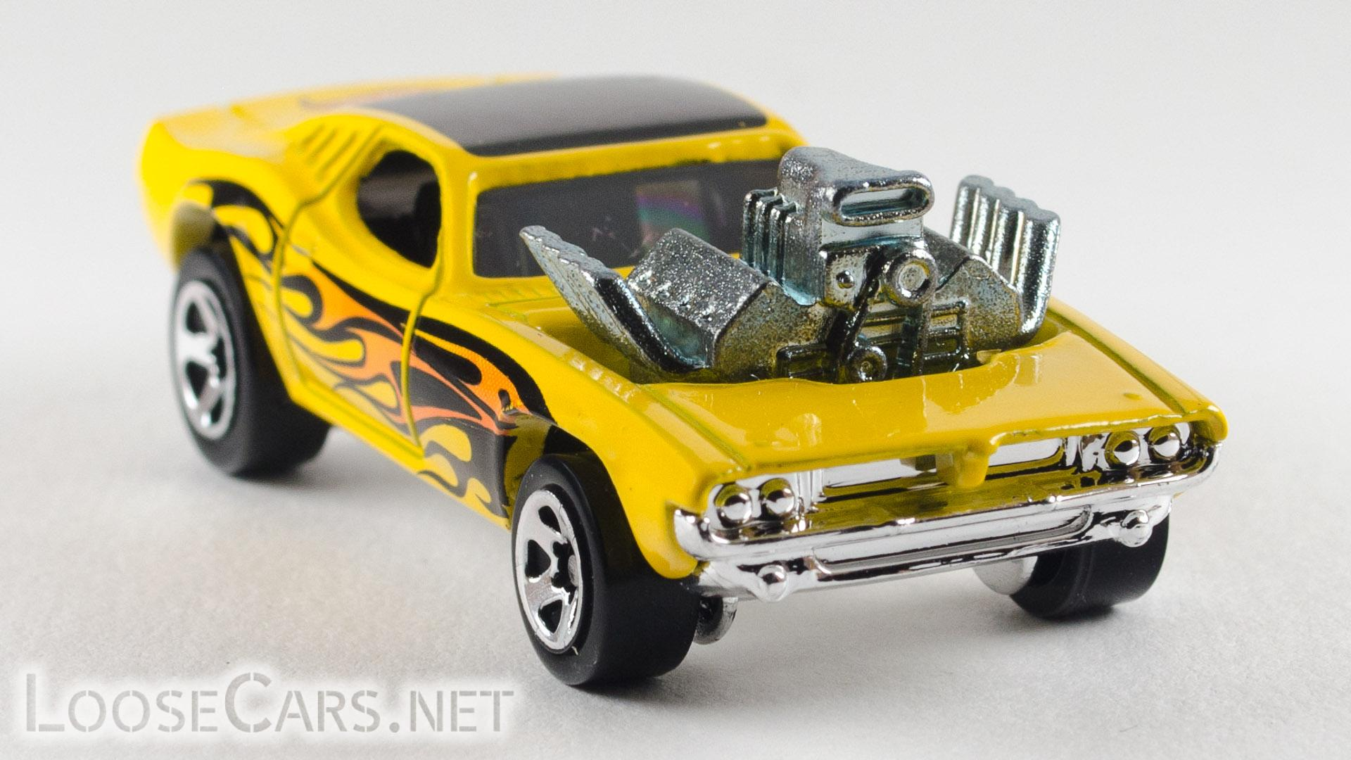 Hot Wheels Rodger Dodger: 2001 #186 Front Right