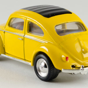 Matchbox 1962 VW Beetle: 2000 FAO Schwarz Rear Left