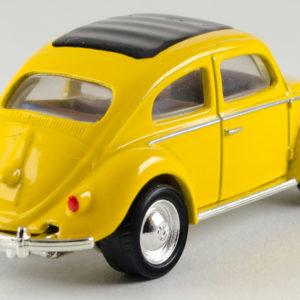 Matchbox 1962 VW Beetle: 2000 FAO Schwarz Rear Right