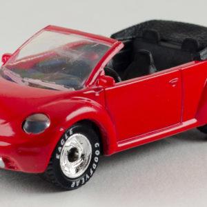 Matchbox Concept 1 Beetle Convertible: 2000 FAO Schwarz Front Left