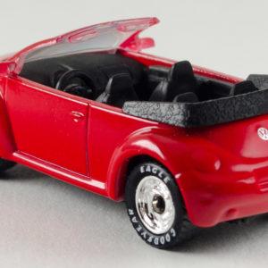 Matchbox Concept 1 Beetle Convertible: 2000 FAO Schwarz Rear Left