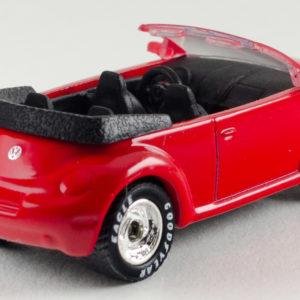Matchbox Concept 1 Beetle Convertible: 2000 FAO Schwarz Rear Right
