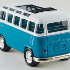 Matchbox VW Transporter: 2000 FAO Schwarz VW Collection Rear Left