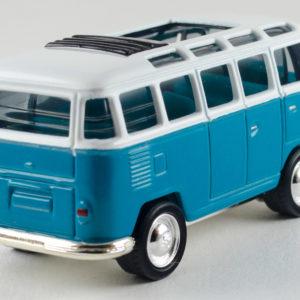 Matchbox VW Transporter: 2000 FAO Schwarz VW Collection Rear Right