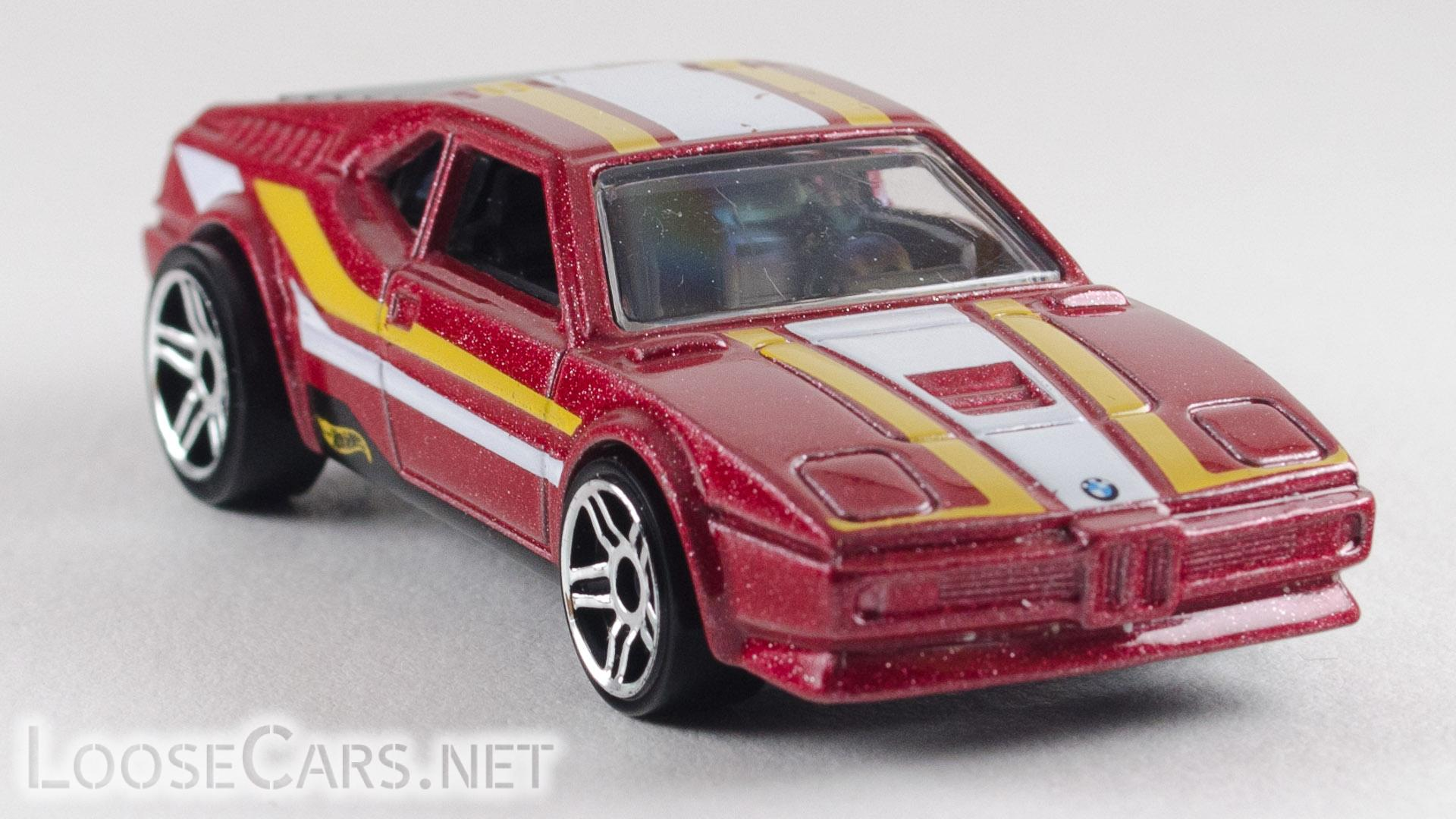 Hot Wheels BMW M1: 2016 BMW Series Front Right