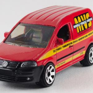 Matchbox 2006 VW Caddy: 2010 City Action Front Left