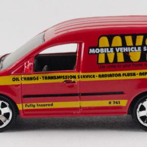Matchbox 2006 VW Caddy: 2010 City Action Left