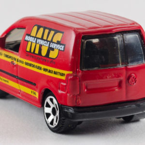 Matchbox 2006 VW Caddy: 2010 City Action Rear Left