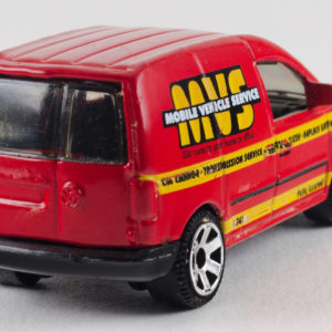 Matchbox 2006 VW Caddy: 2010 City Action Rear Right