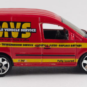 Matchbox 2006 VW Caddy: 2010 City Action Right