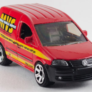 Matchbox 2006 VW Caddy: 2010 City Action Front Right