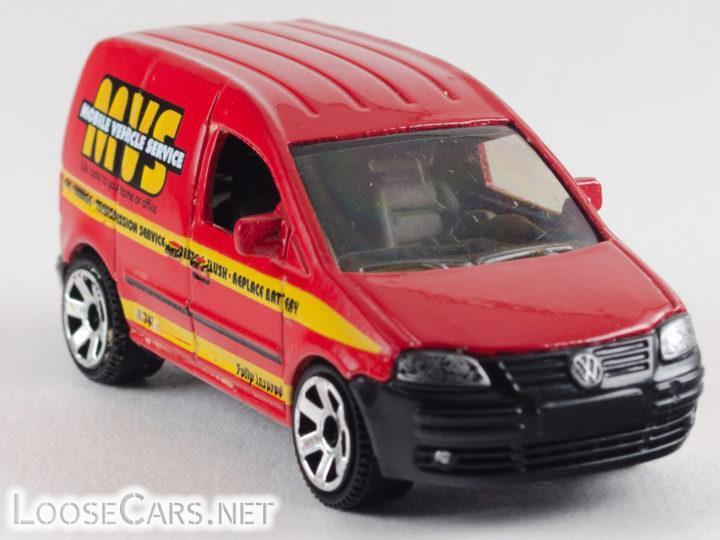 Matchbox 2006 VW Caddy: 2010 City Action 5-Pack
