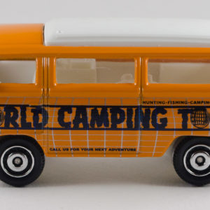 Matchbox Volkswagen T2 BusMatchbox Volkswagen T2 Bus: 2011 Camping Adventure Rear Right 2011 Camping Adventure Left