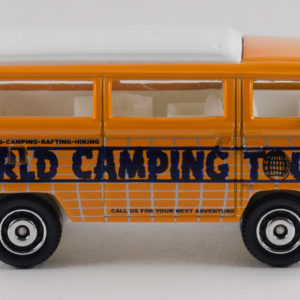 Matchbox Volkswagen T2 Bus: 2011 Camping Adventure Right