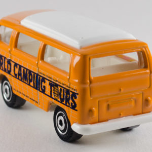 Matchbox Volkswagen T2 Bus: 2011 Camping Adventure Rear Left
