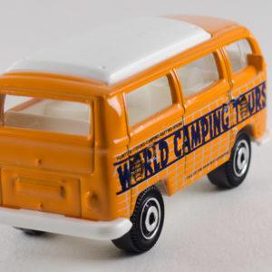 Matchbox Volkswagen T2 Bus: 2011 Camping Adventure Rear Right