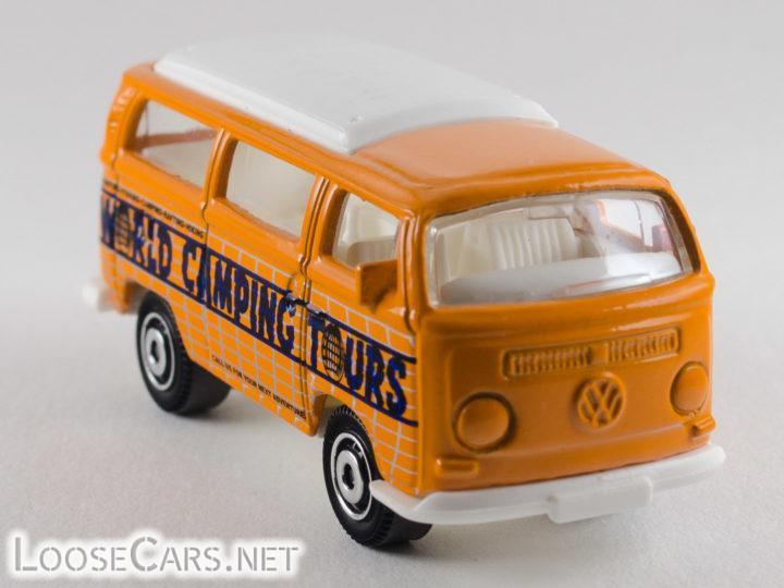 Matchbox Volkswagen T2 Bus: 2011 Camping Adventure 5-Pack