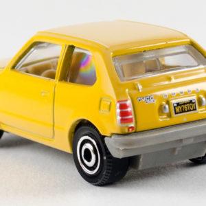 Matchbox '76 Honda CVCC: 2020 #45 MBX Highway Rear Left