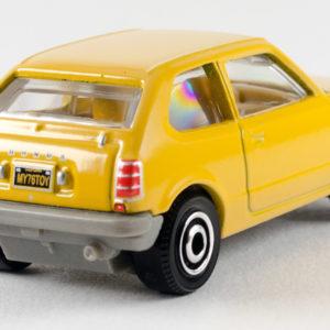 Matchbox '76 Honda CVCC: 2020 #45 MBX Highway Rear Right