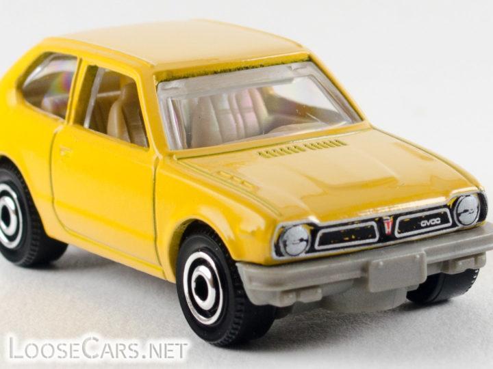 Matchbox '76 Honda CVCC 2020 #45 MBX Highway
