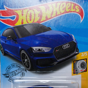 Hot Wheels Audi RS 5 Coupe: 2018 #118 Card